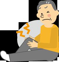 膝痛なら大阪府池田市【関西カイロ】